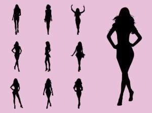 Molte star della moda eseguono lo sbiancamento anale